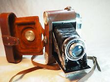 ancien appareil photo 6/9 DEMARIA LAPIERRE TELKA III 6 - SAGITTAR f=95 3.5