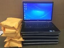 Dell Latitude E6420 laptop i7-2620M 4GB 500GB DVDRW - Windows 10 Pro