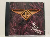 Jesse Strange - S/T 1992 WTG Records Rare OOP HTF Hair Metal Hard Rock