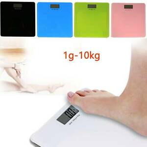 180KG Bathroom Weight Electronic Digital Scales Body Fat Weighing Scale UK