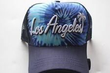 LA Los Angeles Trucker Cap Kappe A Frame LA Cap One Size