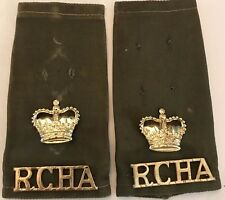Royal Canadian Horse Artillery RCHA Epaulettes #5015