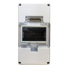 Four Pole Weatherproof Outdoor Enclosure Switchboard