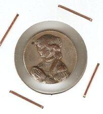 Medalla religiosa con la imagen de la VIRGEN MARÍA