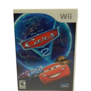Cars 2: The Video Game (Nintendo Wii, 2011) - Disney
