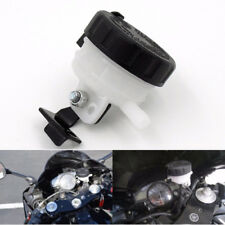 Hot!For Honda Suzuki Universal Motorcycle Fluid Bottle Pot Front Brake Reservoir