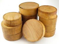 English Oak wood turning or carving bowl blanks. 50mm thick.