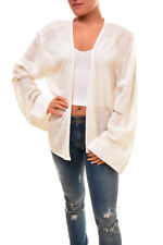 One Teaspoon Women's Long Sleeved Tahitian Pearl Shirt Ivory S RRP $119 BCF86