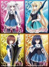 Character Sleeve - Absolute Duo: Pack SET (EN-016, EN-017, EN-018 & EN-019)