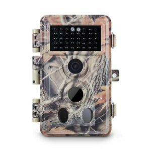 Meidase Wildlife Trail Camera 1080P Night Vision Motion Activated Waterproof