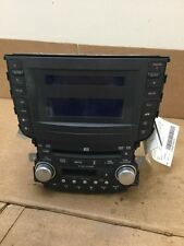 06 Acura TL Cassette 6 CD DVD Player Radio OEM TEMP CONTROL HVAC