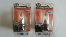 100% Original Philips Extreme X-treme Vision Car Headlight Bulbs HB4 9006 55W