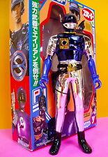 BLUE SWAT YUTAKA PURA HERO FIGURE 1994  ANIME SHOU NARUMI  SENTAI BEETLEBORGS