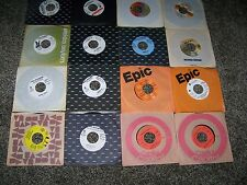 LOT OF (36) COUNTRY PROMOTIONAL-NOT FOR SALE-45'S-VG++  TO MINT