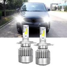 For VW Transporter T5 2003-2014 100W LED Headlight Bulbs SUPER WHITE BRIGHT 2PC