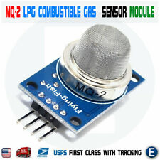 MQ-2 MQ2 Gas Sensor Module Smoke Hydrogen Butane LPG Methane Detector Arduino