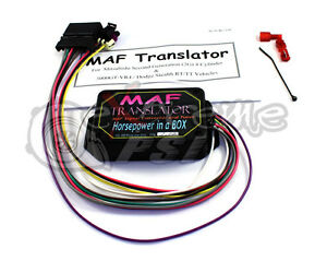 MAF TRANSLATOR DSM 2G MITSUBISHI ECLIPSE 95-99 4G63