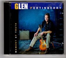 (GY536) Glen Fortinberry, Moment of Truth - 2008 CD