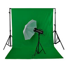 Neewer Photo Studio Muslin Collapsible Green Backdrop Background  3 x 6M
