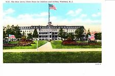 Vineland, NJ  New Jersey State Home For Soldiers And Sailors 1930s
