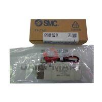 BRAND NEW SMC SY5120-5LZ-01 BASE MOUNTED BODY PORT SOLENOID VALVE PLC