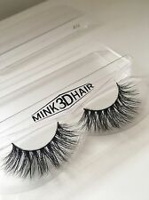 100% 3D Mink False Eyelashes Similar To Unicorn Raven And Mykonos Lilly Lashes