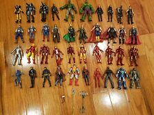 Marvel Universe 3.75 Action Figures Lot Iron Man, Captain America, Thor etc.