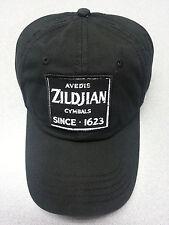 Avedis Zildjian Vintage Sign Ball Cap Hat NEW  Great Gift! Black model T4631