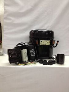 CT6217CE COMPRESSOR REFRIGERATOR R22 MED TEMP 14.5 DISP 1321W @ -5°C 3/4HP 240V