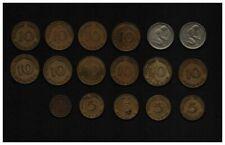 Deutschland - Lot Münzen Bank Deutscher Länder