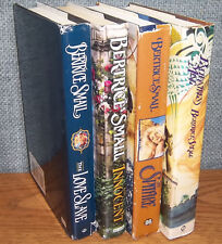 LOT Bertrice Small ENCHANTRESS MINE THE SPITFIRE INNOCENT LOVE SLAVE Hardcovers