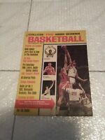 HTF! Vintage College Pro High School BASKETBALL YEARBOOK 1972