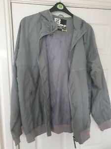 Benzini Breathable Grey Jacket Mens - XXL