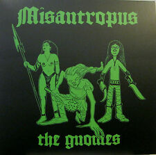 """MISANTROPUS """"THE GNOMES""""  lp new limited edition GREEN VINYL"""
