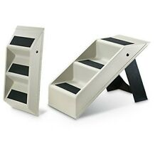 Pet Stairs For High Beds And Chair Folding Pet Steps For Aging Dogs Freestanding