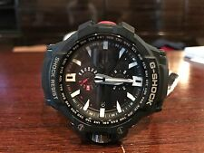 NEW Casio G-Shock Black GRAVITY DEFIER GW-A1000 Mens Watch One Size