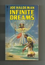 Infinite Dreams by Joe Haldeman (Futura Paperback 1981)