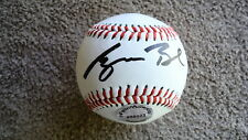 PRESIDENT GEORGE  BUSH  - SIGNED IN PERSON BASEBALL - WITH COA   MINT!!