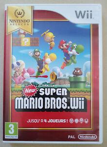 Wii - New Super Mario Bros complet