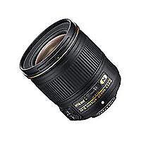 Nikon NIKKOR AF-S Fixed/Prime f/2 Camera Lenses