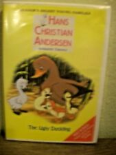 THE UGLY DUCKLING ~ Hans Christian Andersen Animated Classic DVD Readers NEW