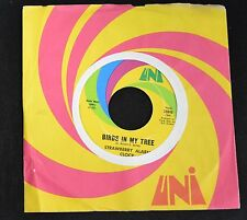 The Strawberry Alarm Clock UNI 55046 Tomorrow and Birds in My Tree NOS