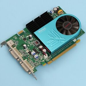 Leadtek WinFast NVIDIA GeForce 8600GT PCI-E X16 512MB DDR2 2x DVI & TV Out