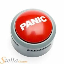 Blague Lumineux Panic Bouton Alerte Nouveauté Blague Urgence Rouge Buzzer