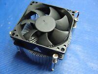 Dell XPS 8300 Genuine Desktop CPU Cooling Fan w/ Heatsink WDRTF GLP*
