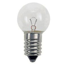 12V 2W 166MA E10 Light Bulb 15mm X 29mm (Pack of 5)