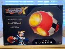 Mega Man X Light Buster Full Size Replica! w/ Lights and Sounds (Capcom)