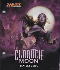 MTG - Eldritch Moon - Fat Pack Player's Guide & Cover Artwork
