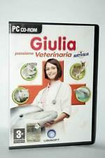GIULIA PASSIONE VETERINARIA IN AUSTRALIA GIOCO USATO PC CD ROM VER ITA GD1 38336