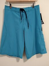 9afc66b51f OP Flex 4-Way Stretch Blue Shorts Board shorts Size 28